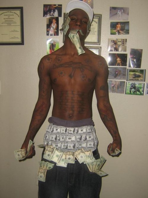 Money out the ass no homo but i'm rich | IMNOTATOY  Money out the a...